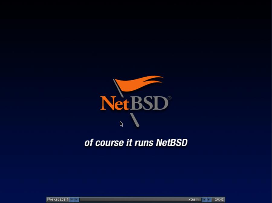 NetBSD 1