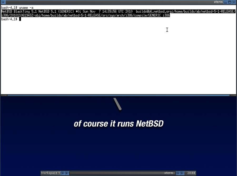 NetBSD 2